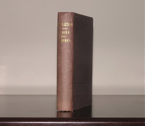 photograph of the book